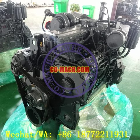 Recon Cummins QSC8.3-C230 Engine Assy