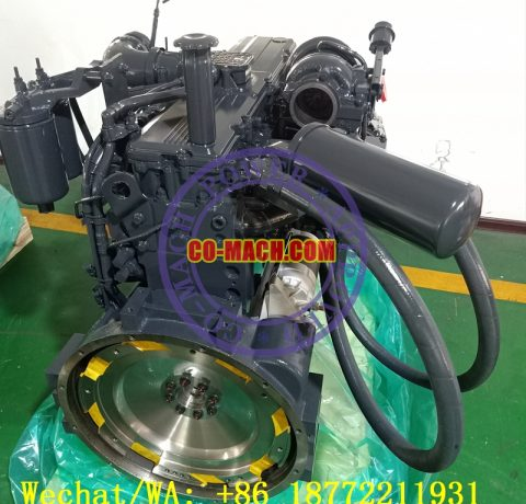 Recon Cummins QSC8.3-C260 Engine Assy For PC300-8 SAA6D114E-3
