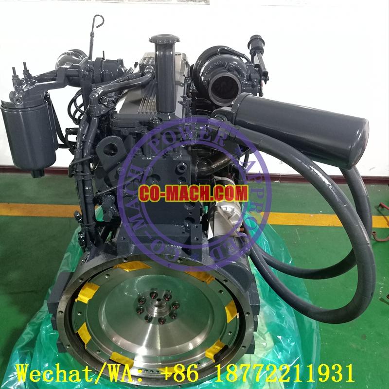 Remanufactured Cummins QSC8.3-C205 Engine Complete