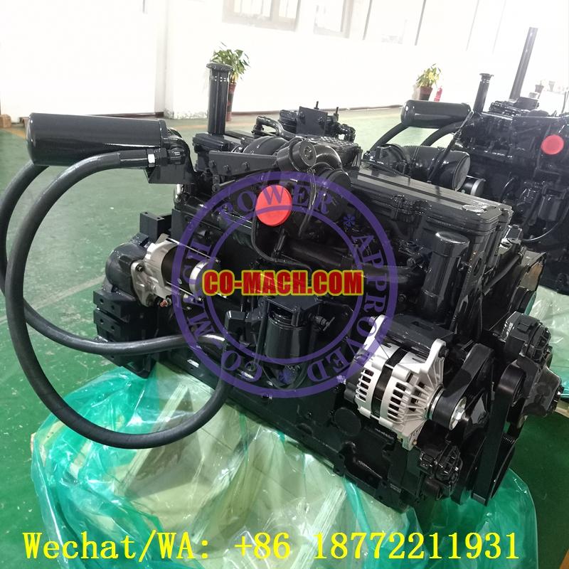 Remanufactured Cummins QSC8.3-C215 Engine Complete