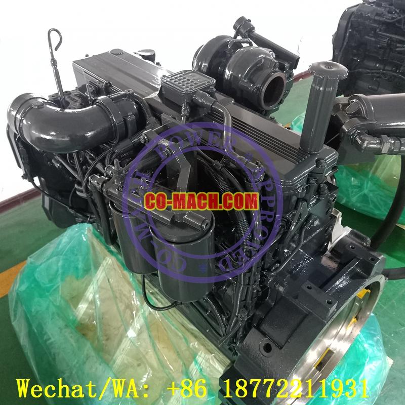 Remanufactured Cummins QSC8.3-C275 Engine Complete