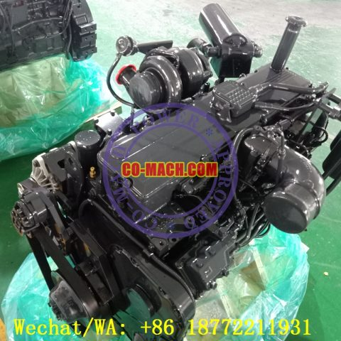 Remanufactured Cummins QSC8.3-C280 Engine Complete