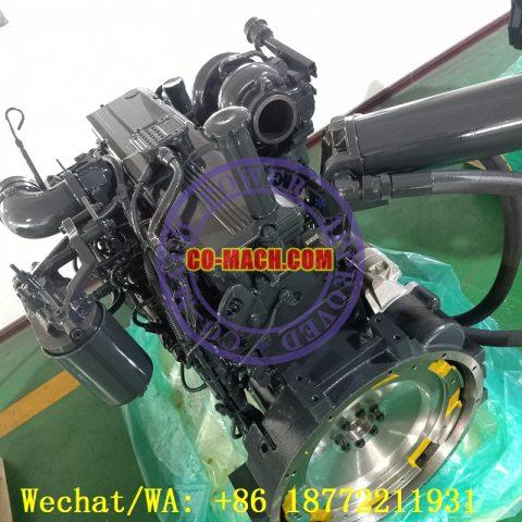 Remanufactured Cummins QSC8.3-C290 Engine Complete