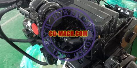 Remanufactured Cummins QSC8.3-C300 Engine Complete