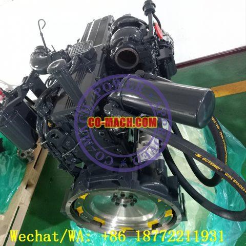 Remanufactured Cummins QSC8.3-C305 Engine Complete