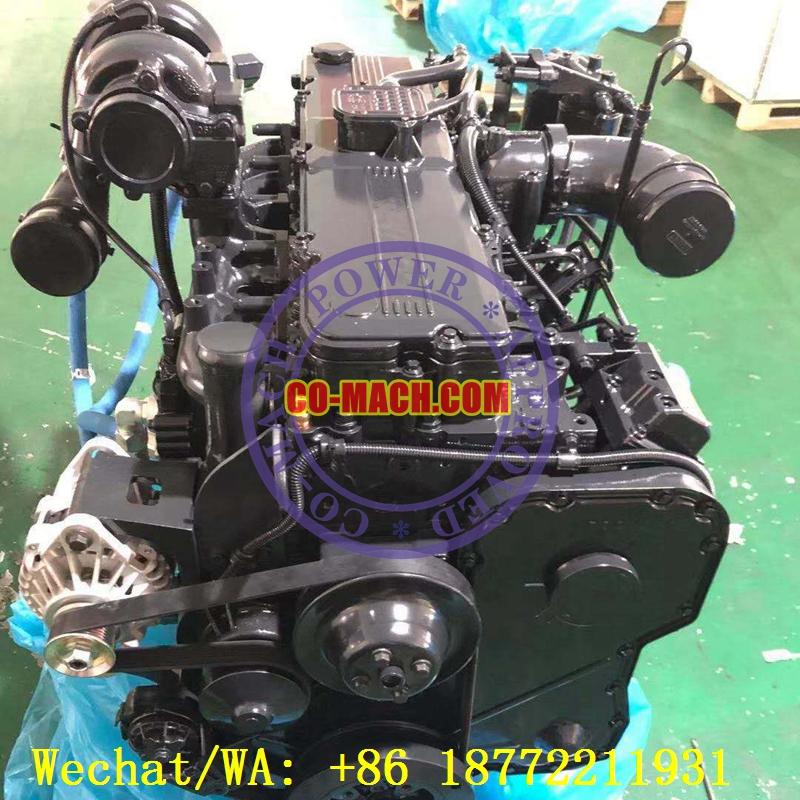 Remanufactured Cummins QSL8.9-C280 QSL9-C280 Engine