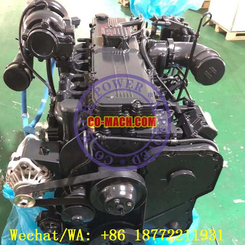 Remanufactured Cummins QSL8.9-C305 QSL9-C305 Engine