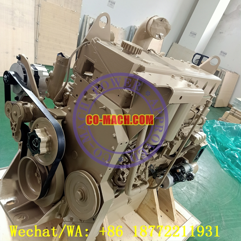 Cummins QSM11-C290 Remanufactured Engine