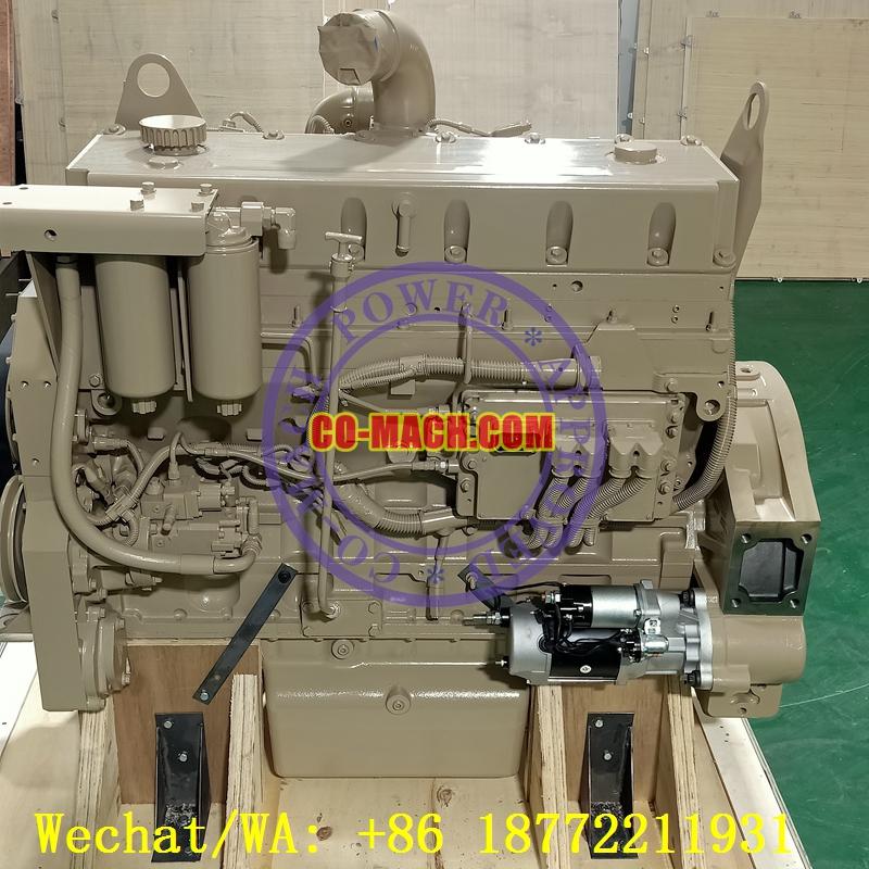 Cummins QSM11-C299 Recon Engine