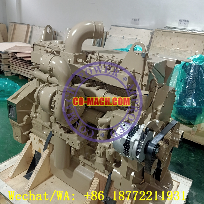 Cummins QSM11-C320 Remanufactured Engine