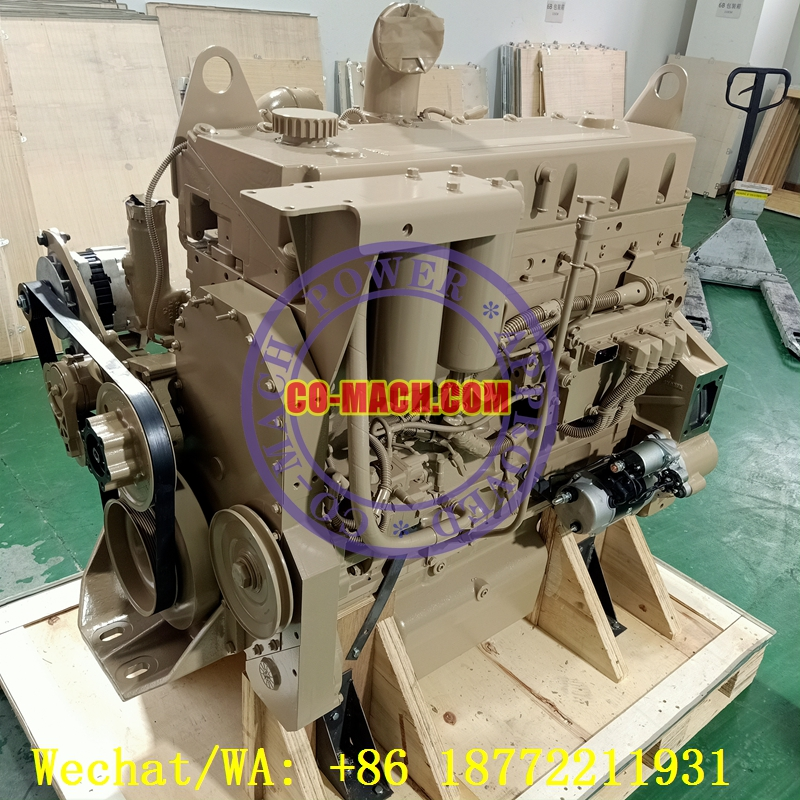 Cummins QSM11-C335 Remanufactured Engine