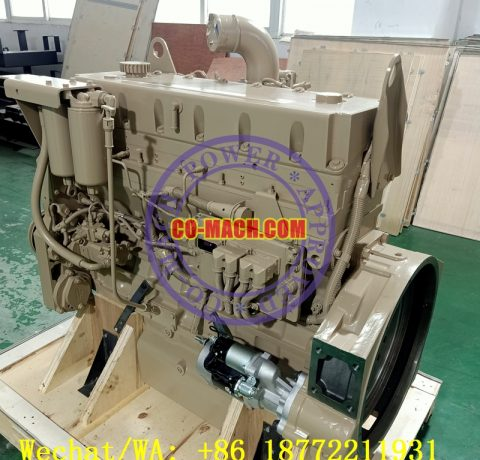 Cummins QSM11-C375 Remanufactured Engine