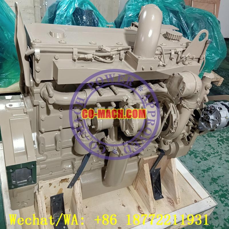 Cummins QSM11-C385 Recon Engine
