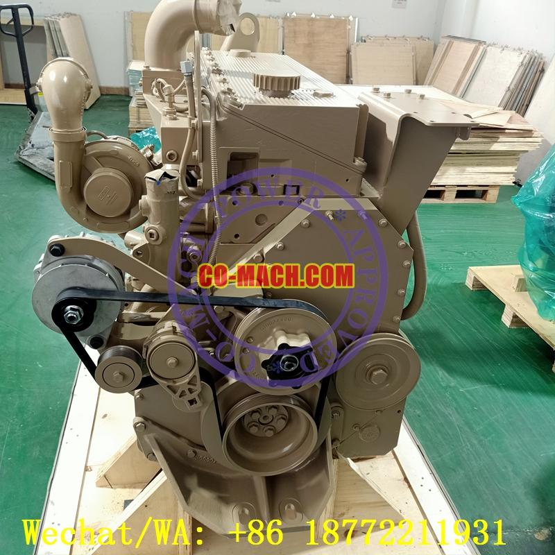 Cummins QSM11-C400 Remanufactured Engine