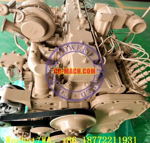 Cummins 6CTAA8.3-C205 Komatsu Excavator Engine