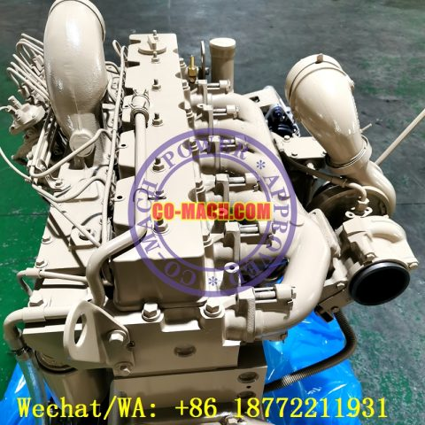 Cummins 6CTAA8.3-C250 Hyundai Excavator Engine