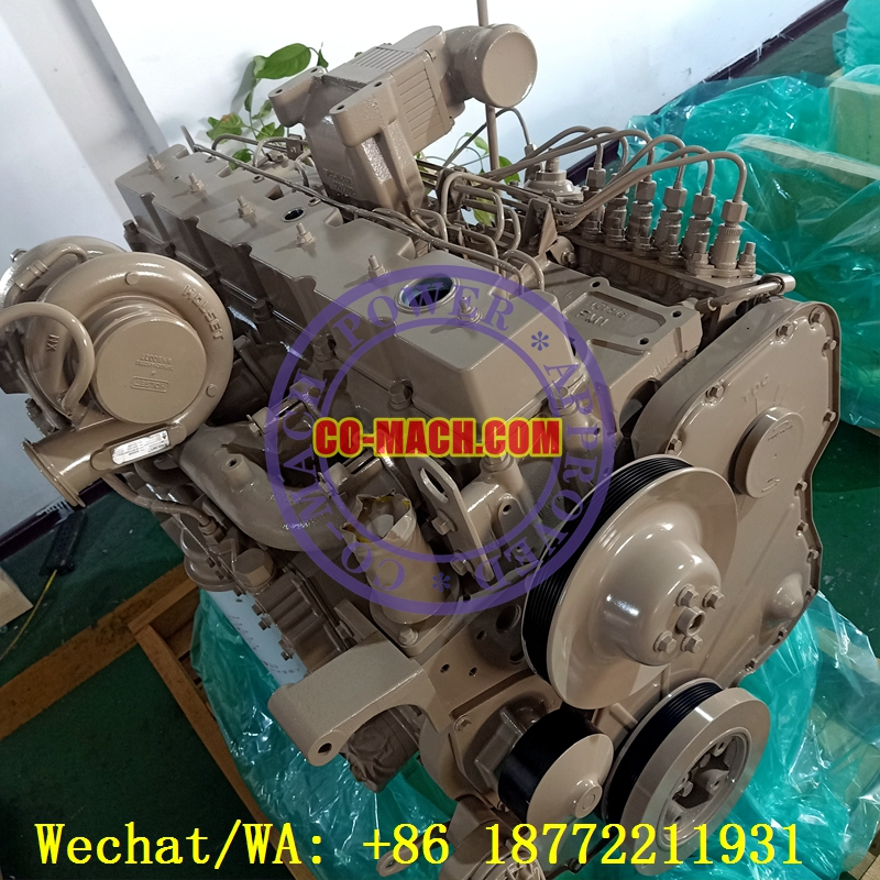 Cummins Recon 6CTAA8.3-C220 Engine