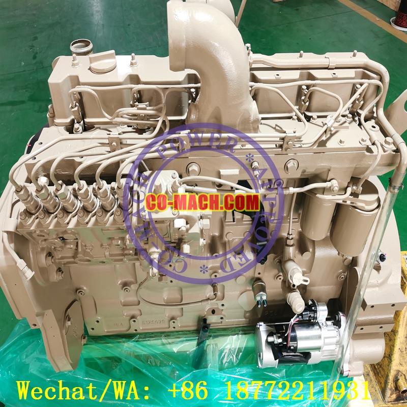 Cummins Recon 6CTAA8.3-C250 Hyundai Excavator Engine