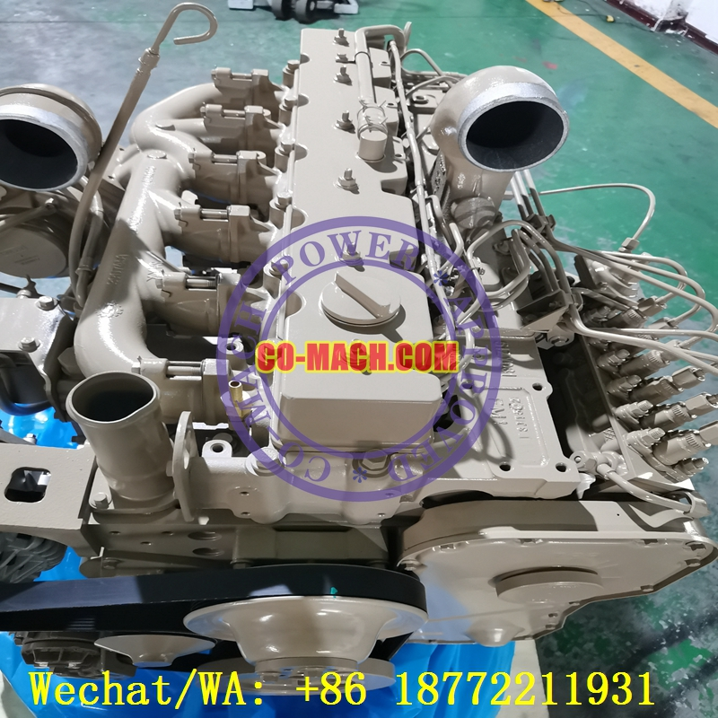 Cummins Reman 6CTAA8.3-C170 Engine