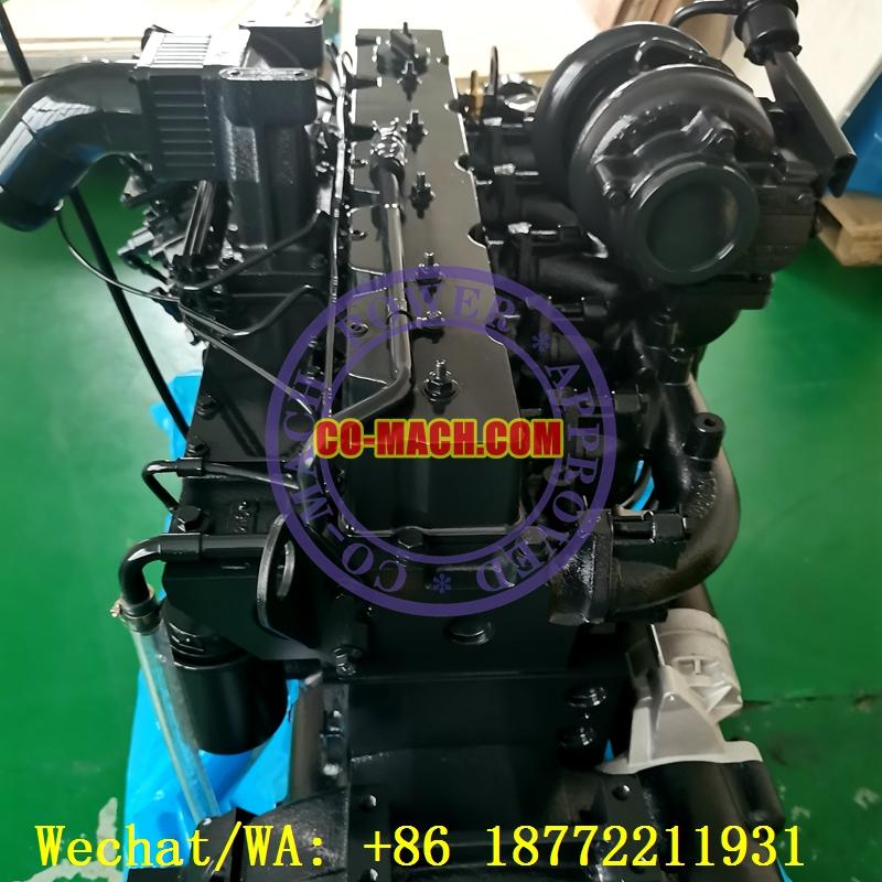 Cummins Reman 6CTAA8.3-C185 Engine