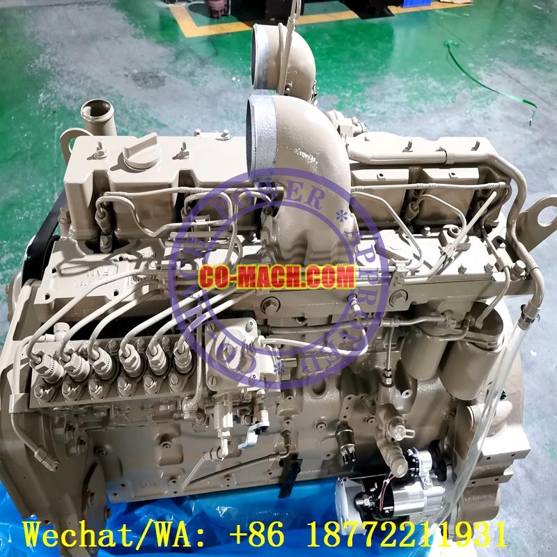 Cummins Reman 6CTAA8.3-C190 Engine
