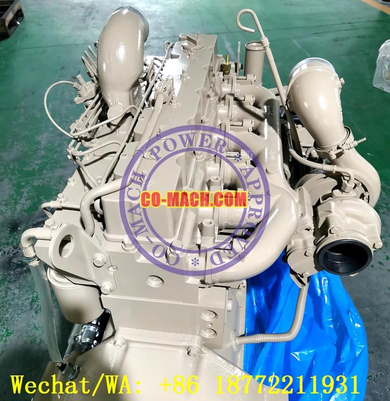 Cummins Reman 6CTAA8.3-C206 Engine