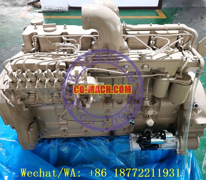 Cummins Reman 6CTAA8.3-C210 Engine