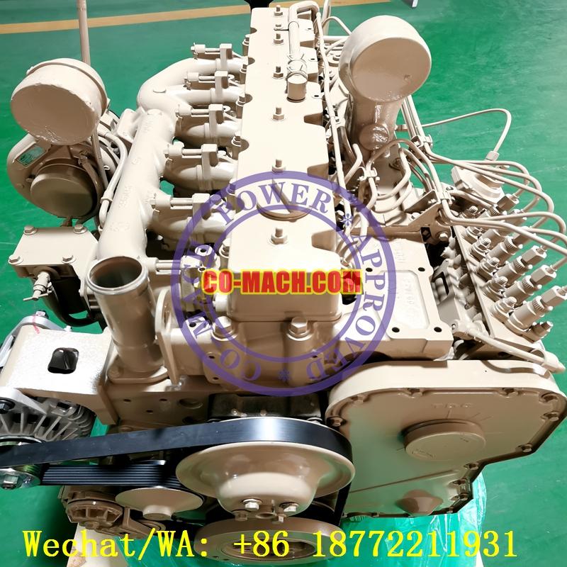 Cummins Reman 6CTAA8.3-C215 Engine