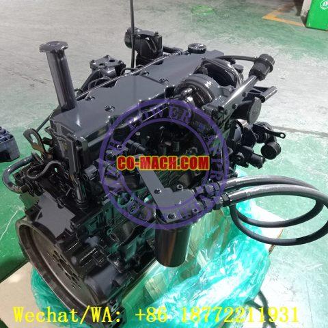 HHI R290LC-9 Excavator Engine Cummins QSB6.7-C220