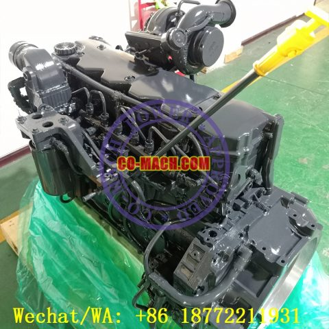 Hyundai HL760-9 Wheel Loader Engine Cummins QSB6.7-C215