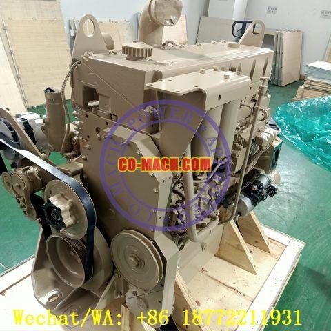 Hyundai R510LC-7 Excavator Engine Cummins QSM11-C353