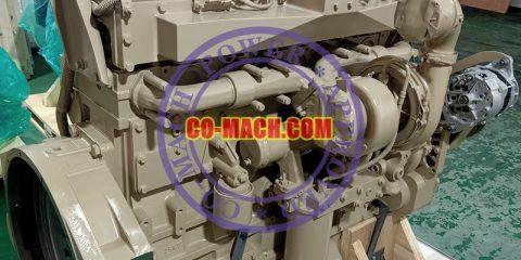 Hyundai R520LC-9 DM Excavator Engine Cummins QSM11-C357.jpg