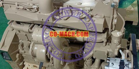 Hyundai R520LC-9 Excavator Engine Cummins QSM11-C357