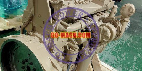 Hyundai R520LC-9S Excavator Engine Cummins QSM11-C353