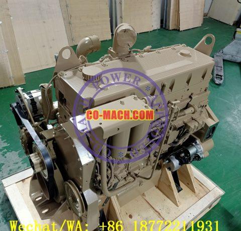 Hyundai R520LC-9S FS Excavator Engine Cummins QSM11-C353