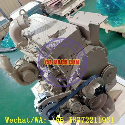 Cummins QSM11-C348 Wheel Loader Engine Hyundai H780-7A, H780-9,HL780-9S, HL780-3A Remanufactured Engine