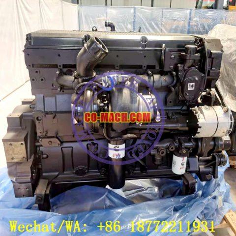 Hyundai R800LC-9 Excavator Engine QSX15-C510