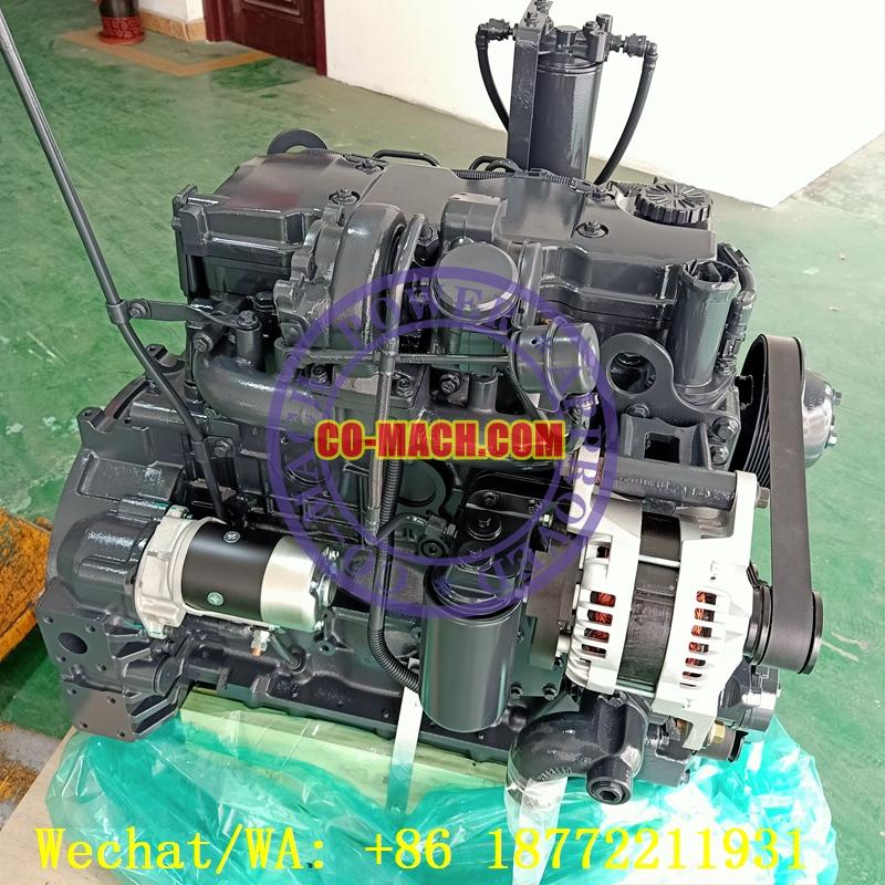 Komatsu Engine SAA4D107E-1 Cummins QSB4.5