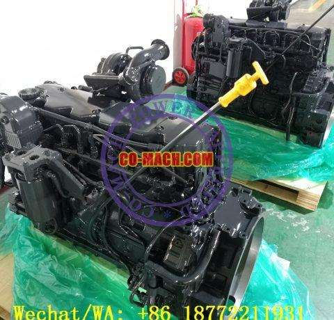 Komatsu WA320-6 Wheel Loader SAA6D107E-1 Engine KCEC QSB6.7-C171