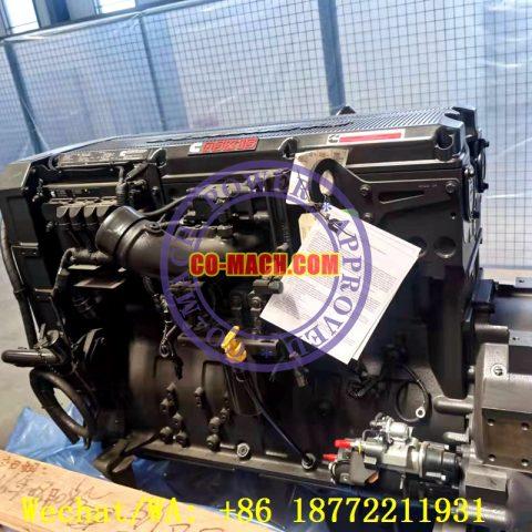 Kawasaki 97ZA Wheel loader QSX15-C380
